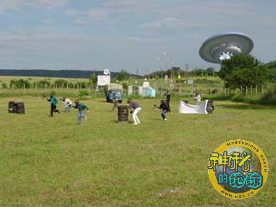 外星人/人类一直想寻找外星人