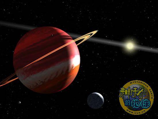 epsilon eridani星球想象图