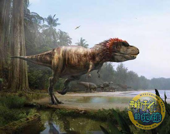 恐龙图片 37054 550x433