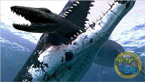 北极发现巨型史前海洋爬行类动物 咬合力超暴龙