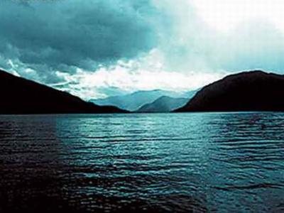 视频:喀纳斯湖水怪
