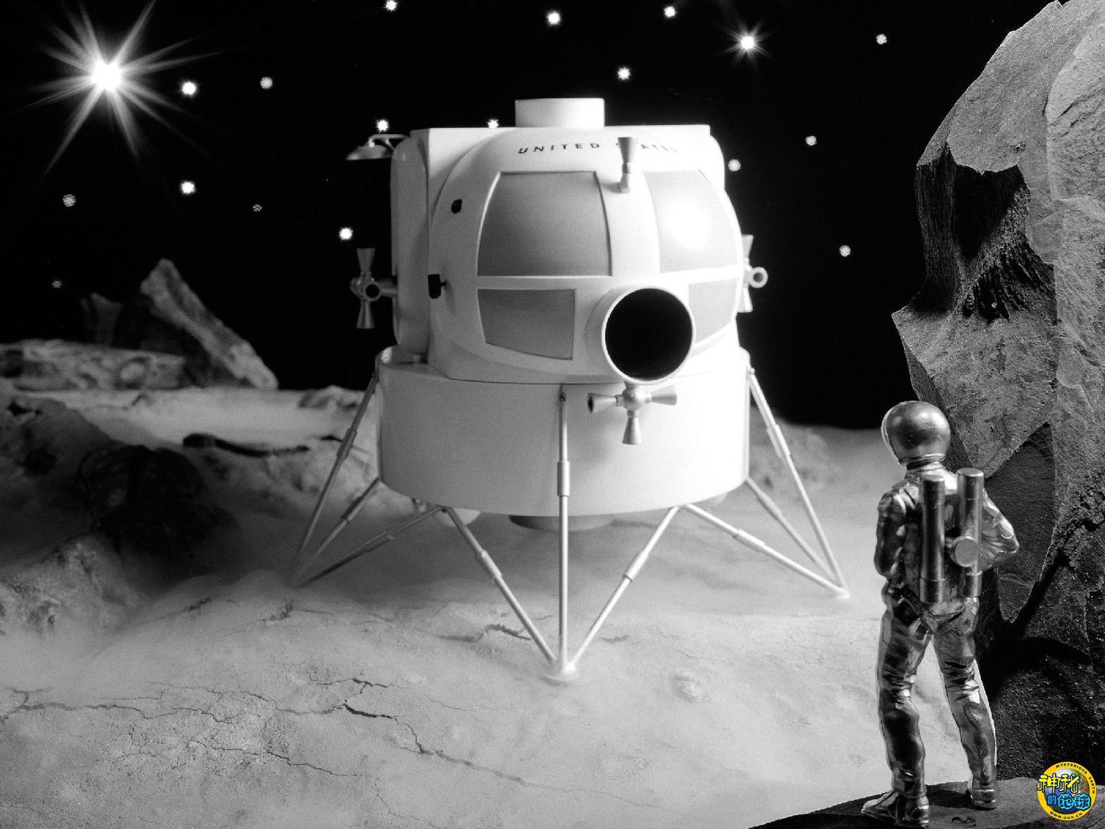 阿波罗登月是假的吗_