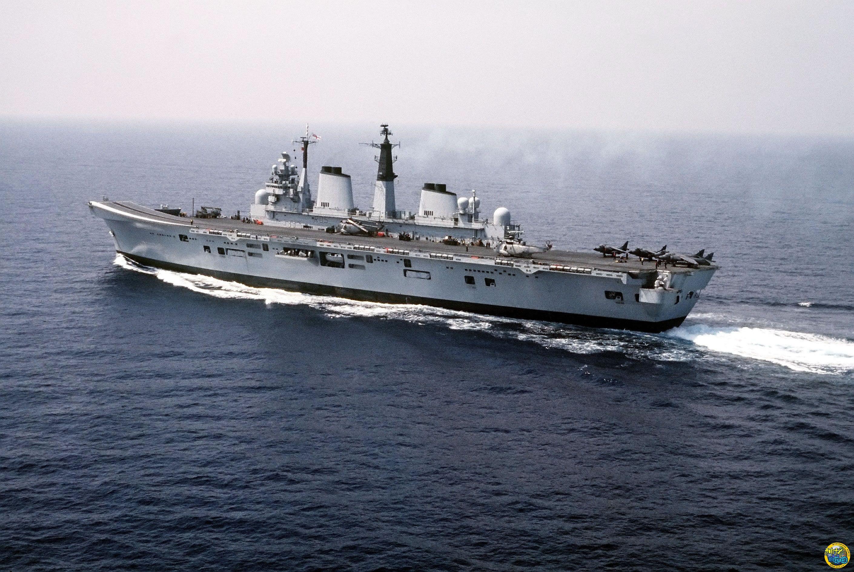 英国无敌号航空母舰
