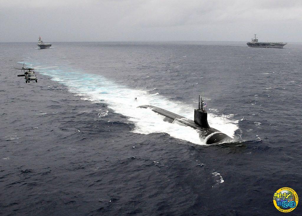 中国航母编队