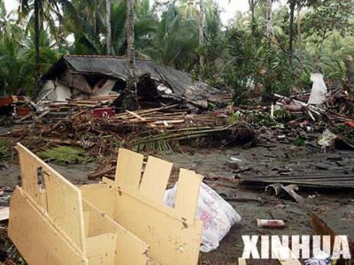 科学家警告海啸可能再袭印尼