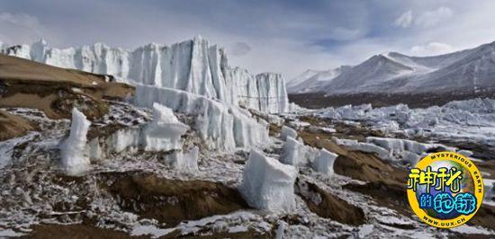 外星球-探秘南极洲干燥山谷