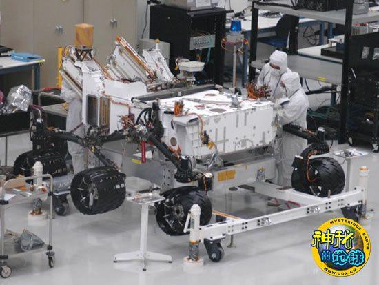 NASA下一代火星车安装漂亮车轮_手机网上可以买彩票吗