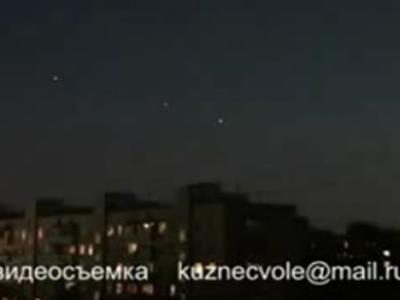 2008年俄罗斯发现的UFO舰队视频