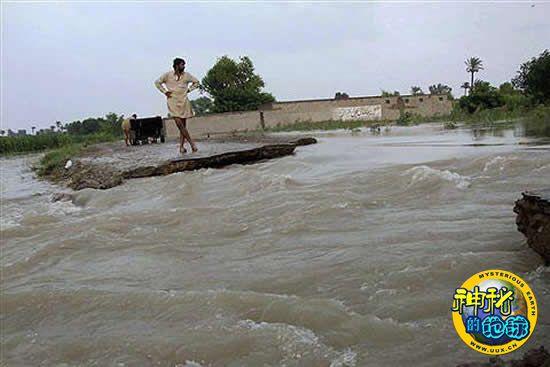 巴基斯坦洪灾向南部蔓延_网上买彩票用哪个软件比较好