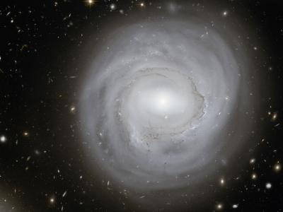 螺旋星系NGC 4921