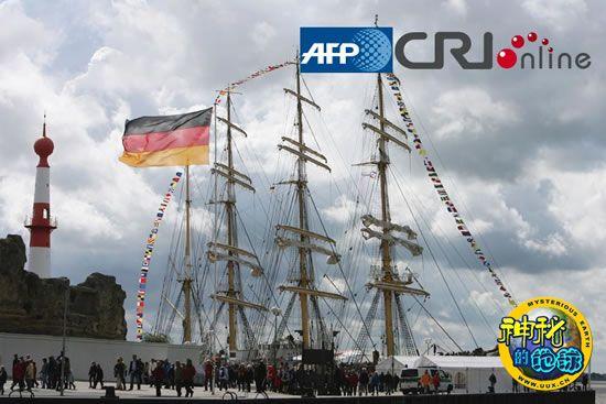 来自世界各地的船员们都期待这场五年一届的航海盛事。