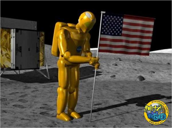 美国宇航局在三年内派机器人宇航员重返月
