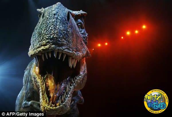 恐龙/有些恐龙,比如雷克斯霸王龙 有...