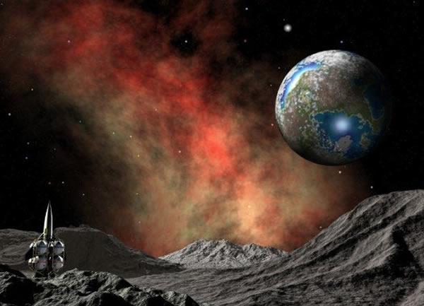 在小行星或者行星的卫星上登陆将是未来目