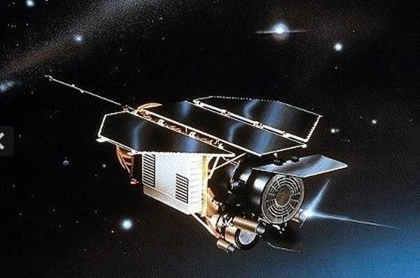 3吨重德国卫星4日内坠落地球 时间、地点