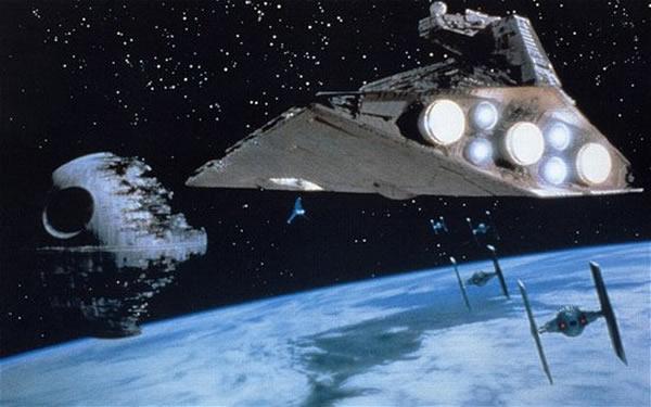 建造《星球大战》中的死星基地是不可能完