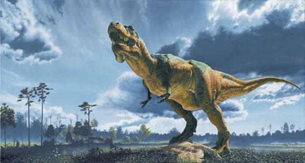 澳大利亚 霸王龙/霸王龙咬力可能是史上陆地动物之最/ 神秘的地...