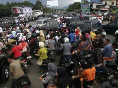 印尼海啸7年前后对比