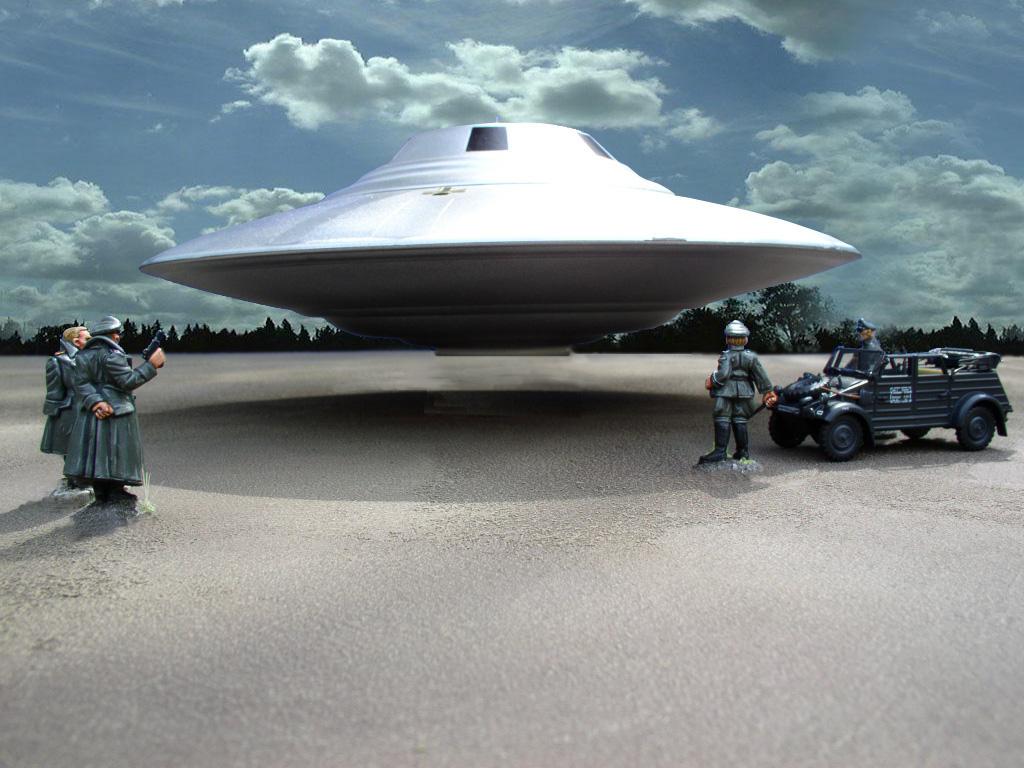 UFO 不明飞行物 壁纸大全