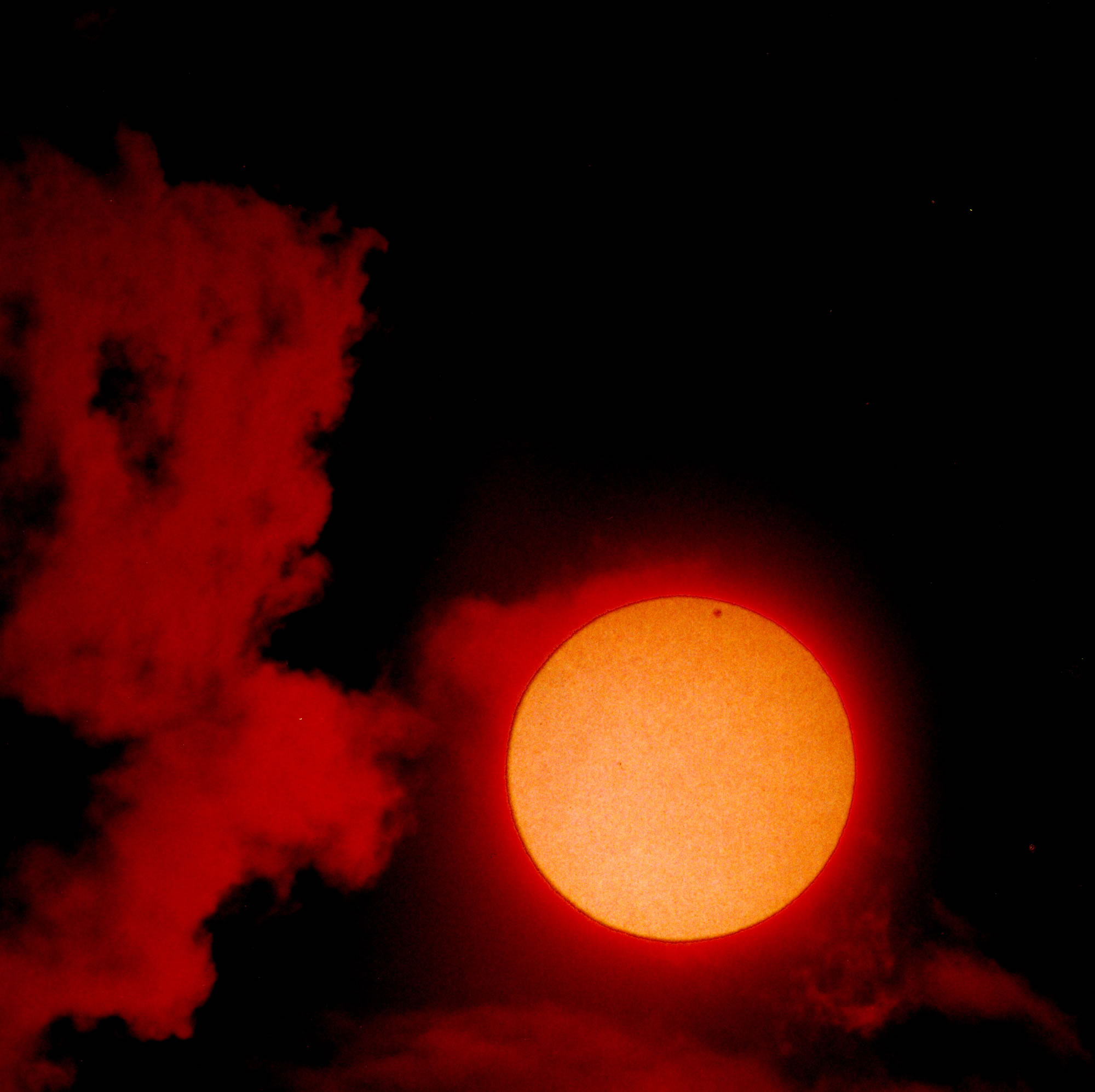 地球 金星凌日/金星凌日