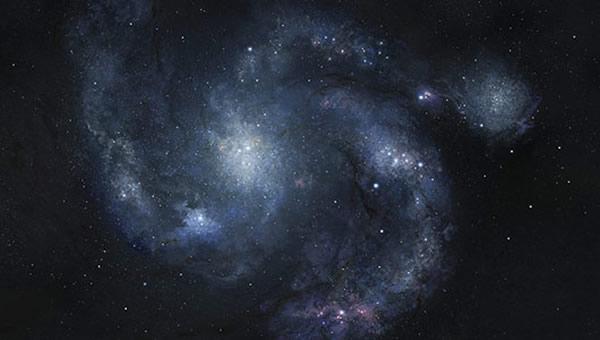 天文学家发现古老旋涡星系 - 神秘的地球 科学