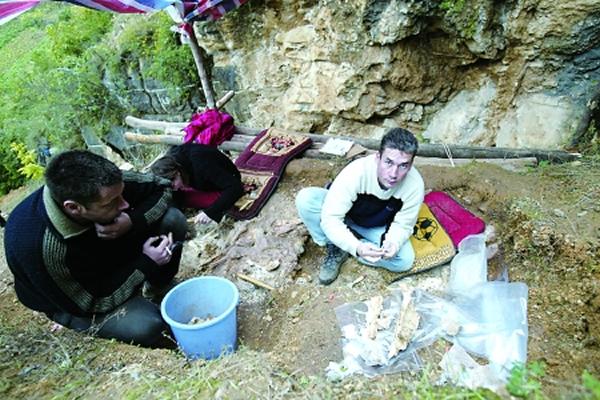"""龙骨坡考古生态公园 重现200万年前""""巫山"""