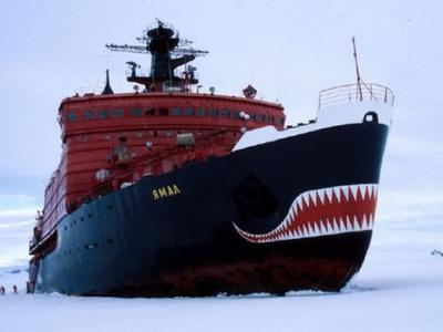 俄罗斯计划打造有史以来最庞大核动力破冰船