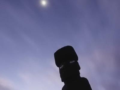 英国电视节目《疯狂太平洋》:复活节岛雕像由外星人雕刻