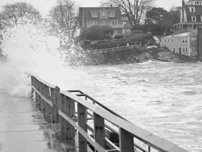 """《自然》解读飓风""""桑迪""""的前世今生"""