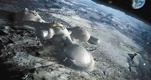 欧洲航天局和伦敦的Foster+Partners建筑设计公司目前已经展开合作,探索在月球表面建造人类基地的可行性。