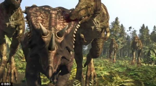 以前的研究指出,流星撞击事件发生的时间比恐龙灭绝的时间早差不多30万年,但是一项最新研究显示,两件事发生相隔不到3.3万年