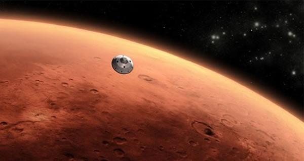 美国最新一项民意调查显示,71%美国人认为未来20年将实现载人飞行器登陆火星