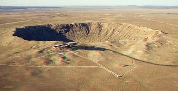 陨石撞击坑可能在地球早期生命起源和演化