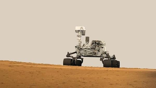 美国宇航局官员称,好奇号故障可能源自存储器遭遇宇宙射线损伤