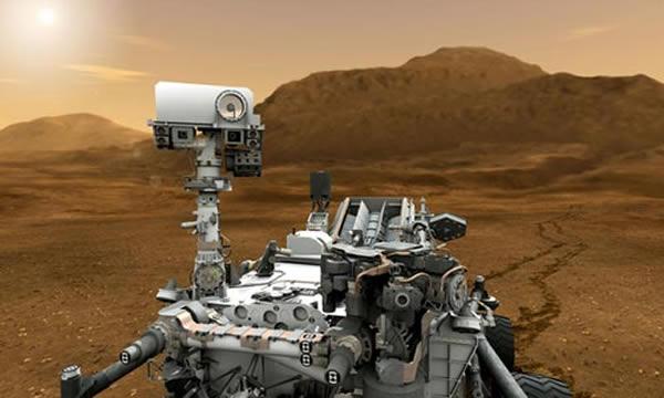NASA表示好奇号火星探测车将于下周重新恢复正常运行