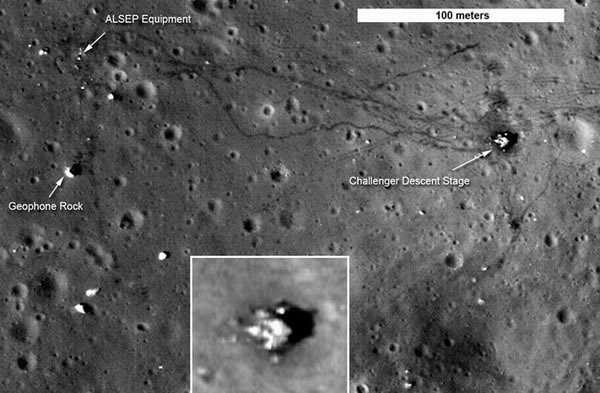 外星人/3、月球表面搜寻外星人足迹