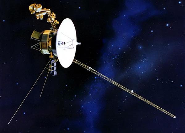 旅行者1号离开太阳系了吗?