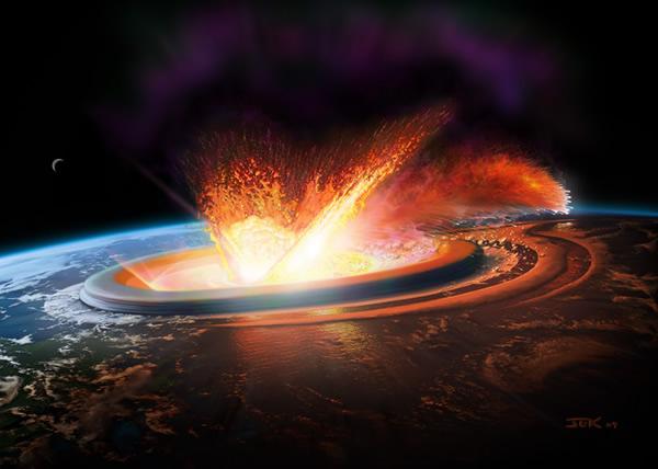 巨型小行星撞击地球或是导致恐龙灭绝的唯一合理解释