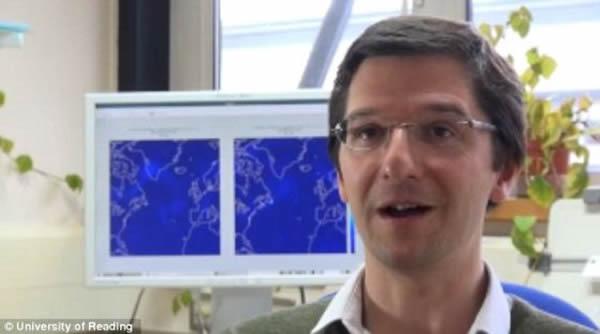 雷丁大学的保罗-威廉斯博士称,湍流的平均强度将会增加
