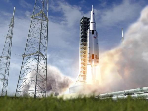 太空发射系统(SLS)正在研制中,其将是NASA未来深空探索的主力