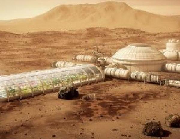 火星 殖民地 宇航员/建立火星殖民地将面临许多困难,宇航员心理活动将会是一个潜在...