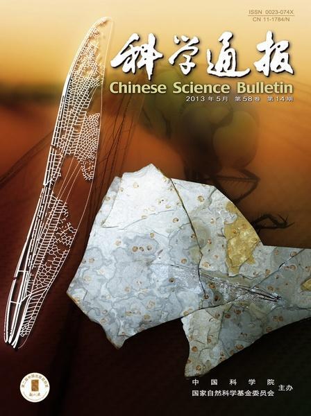 《科学通报》封面