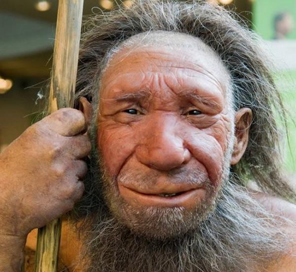 """人类作为一支""""侵略性外来物种""""以穴居人为食"""