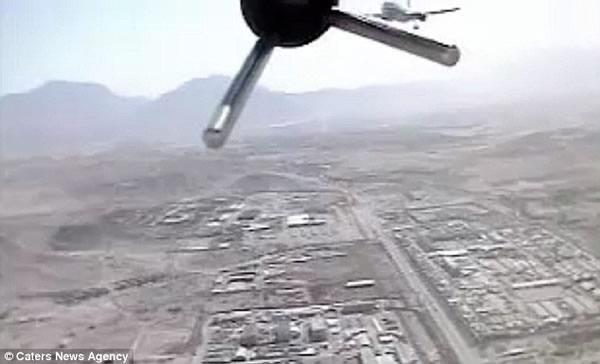 德国卢娜无人机险些撞上载有100名乘客的阿富汗客机