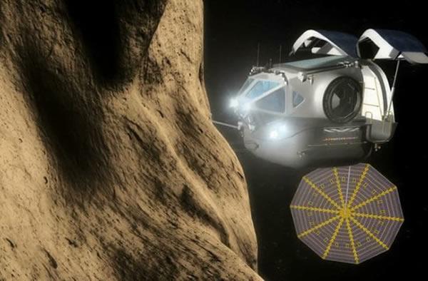 小行星采矿是未来美国宇航局的主要目标,太空产业的兴起将改变以往航天计划巨额投入的局面,盈利性可延缓庞大的资金压力