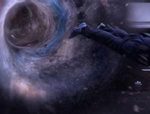 黑洞是进入其它宇宙的时空门 - 神秘的地球 科