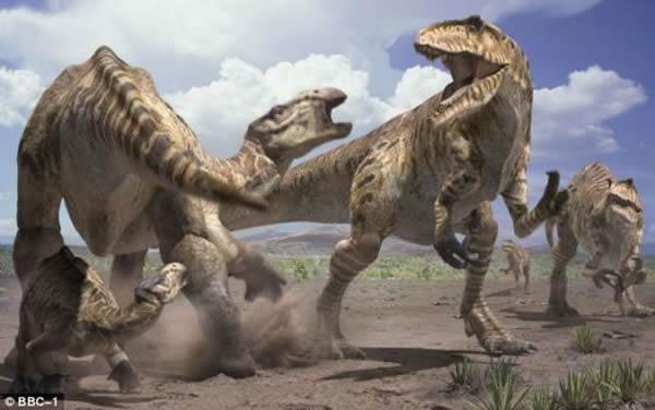 恐龙灭绝未解之谜疯狂理论