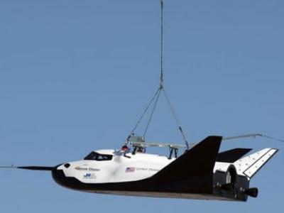 """NASA测试""""追梦者""""航天飞机"""