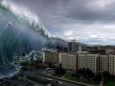 美国加州若遭遇强震恐面临大海啸