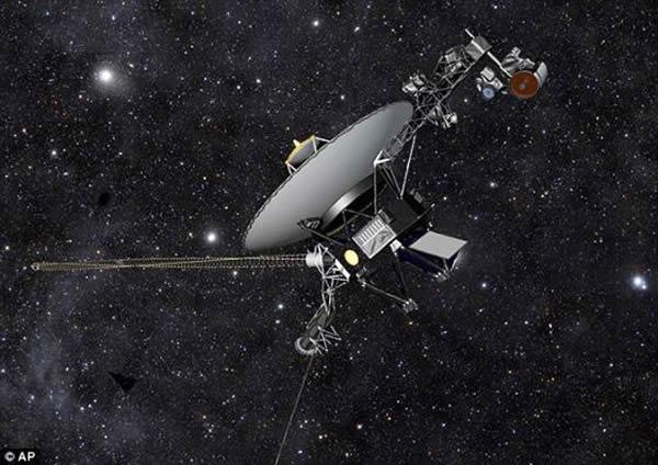 美国航空航天局宣称旅行者1号已经成为进入星际空间的第一个人造物体,它仍将在宇宙中继续前行